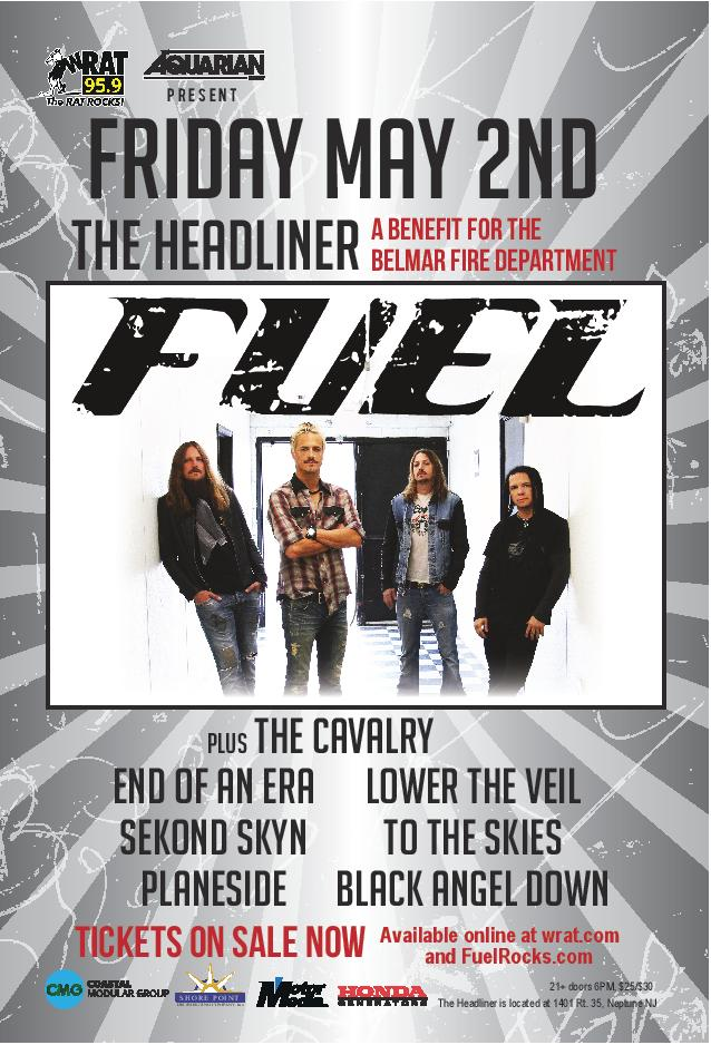 Fuel Benefit Show NJ