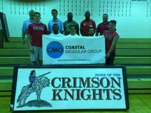 Coastal Modular Group NFL Camp