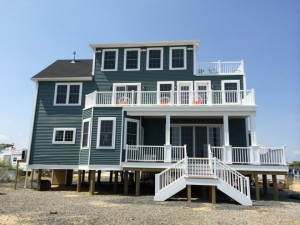 Beach Haven West NJ Modular Homes Azek Building Products