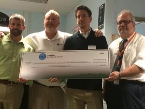Coastal Modular Group Donates to Ocean County Vocational School