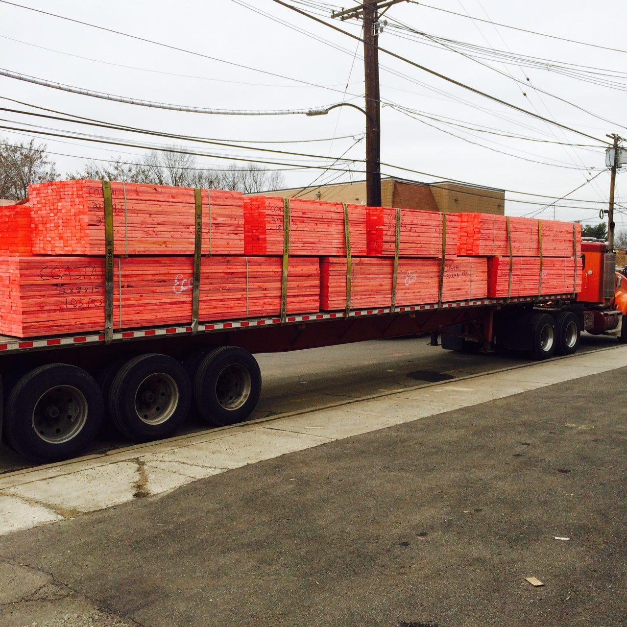 Eco Red Shield Lumber Full House Pack