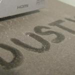 dusty countertops